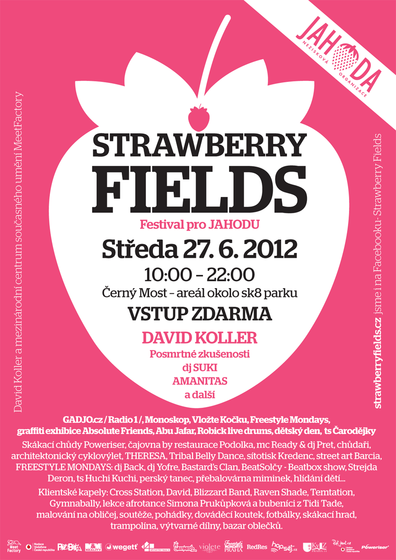 Strawberry Fields – plakát
