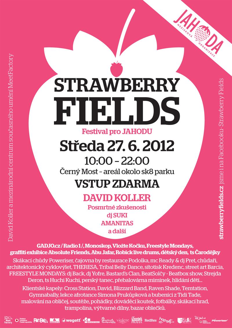Strawberry Fields 2012