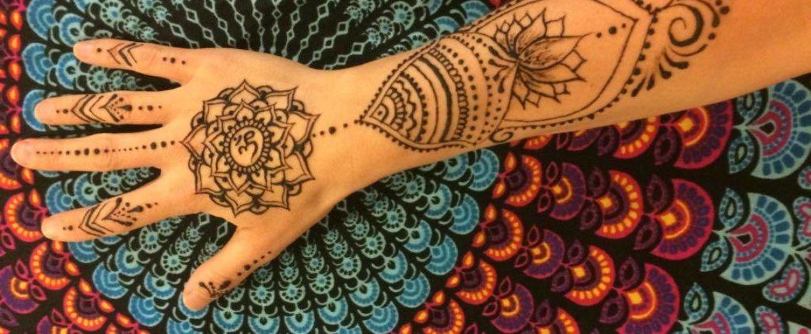 Henna a Jagua Art Vendy