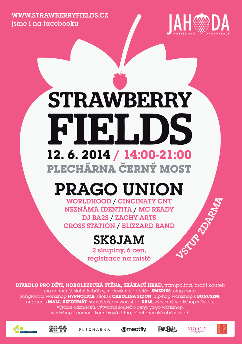 Strawberry Fileds 2014