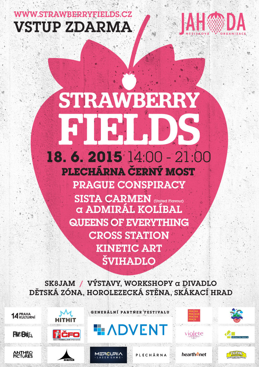 Strawberry Fields 2015