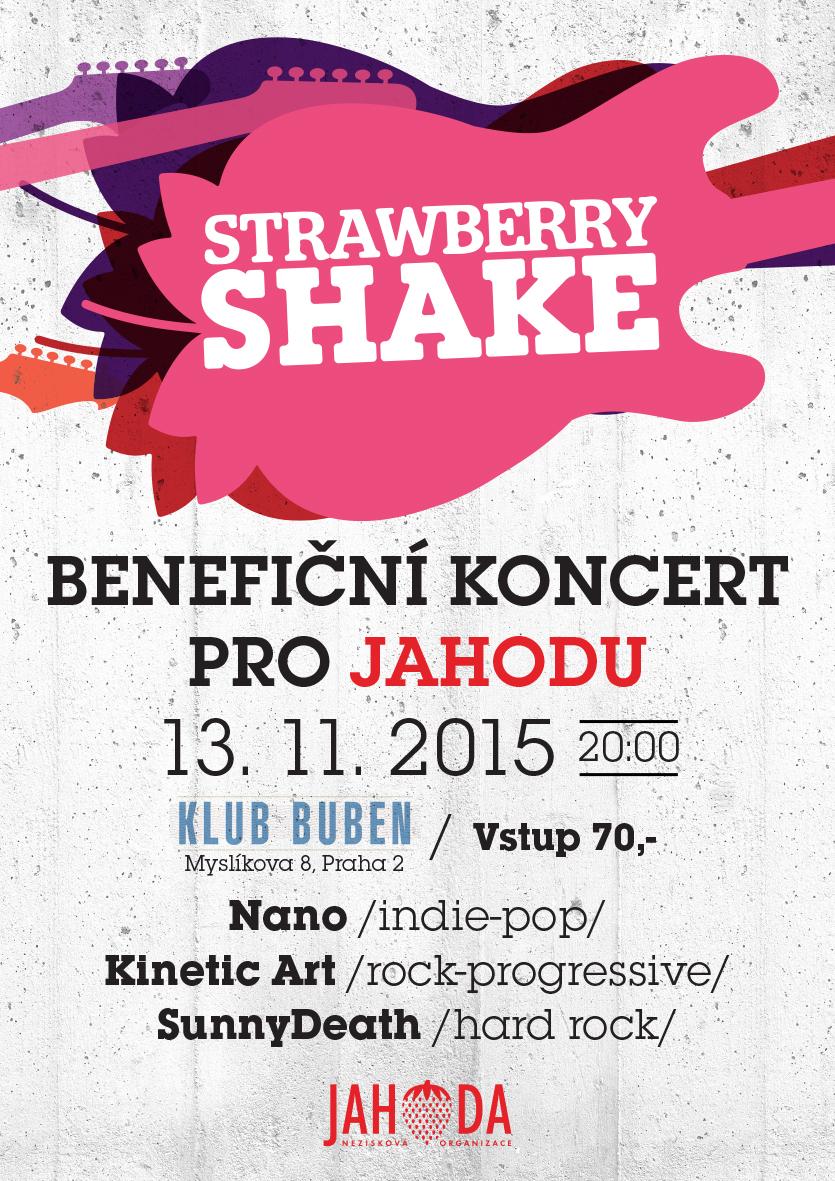 Strawberry Shake 2015