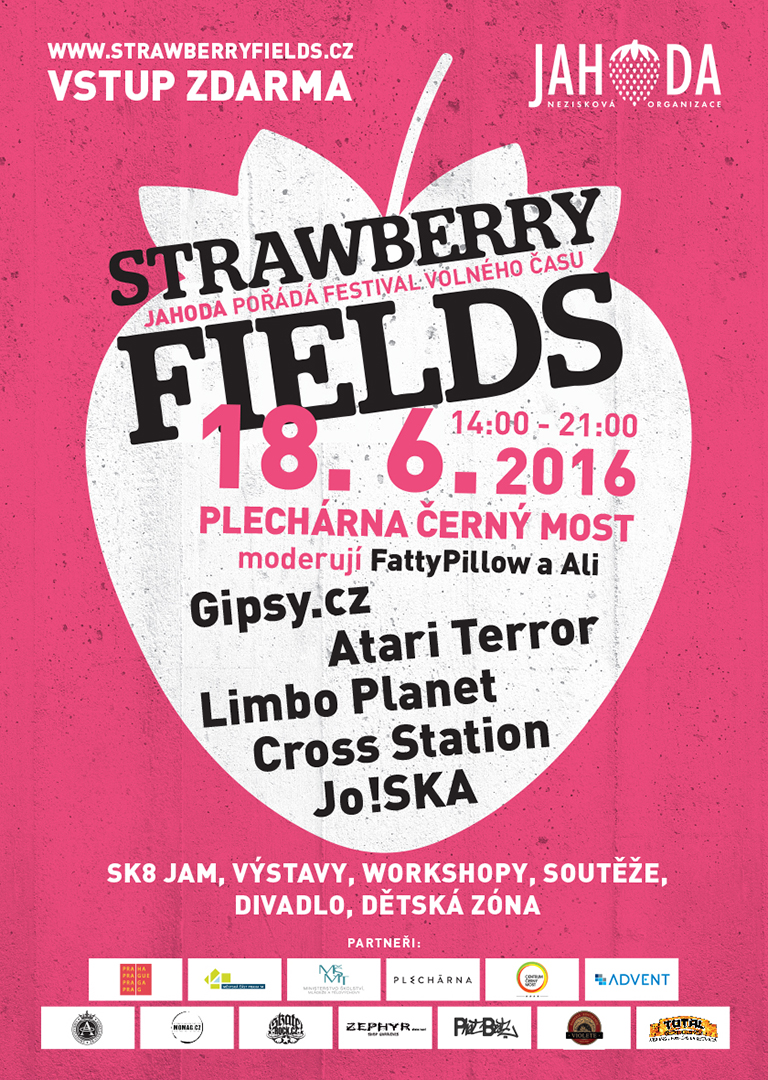 Strawberry Fileds 2016