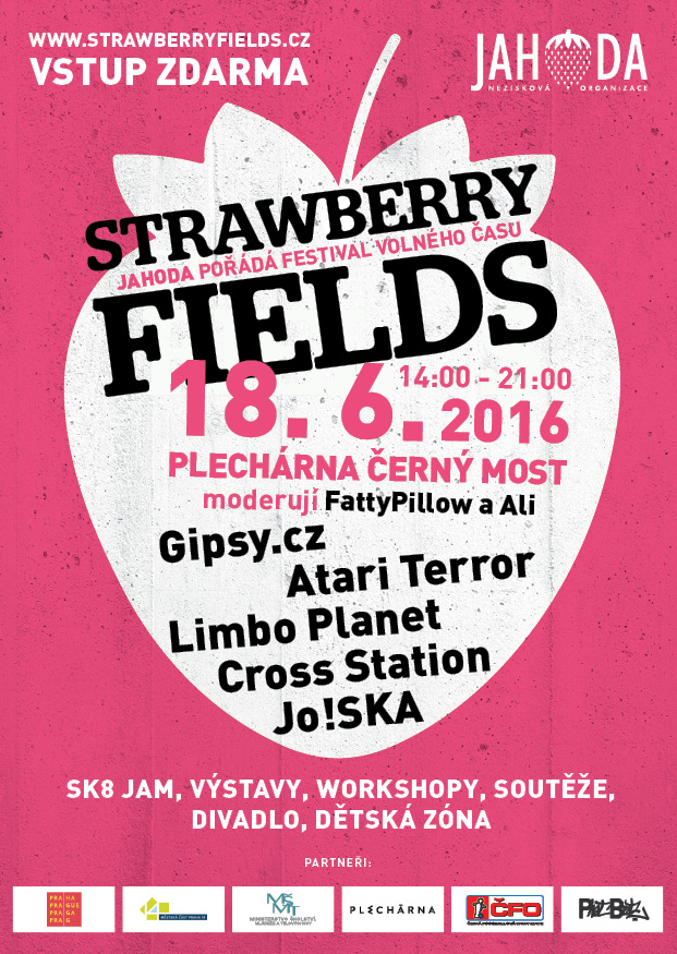Strawberry Fileds 2016
