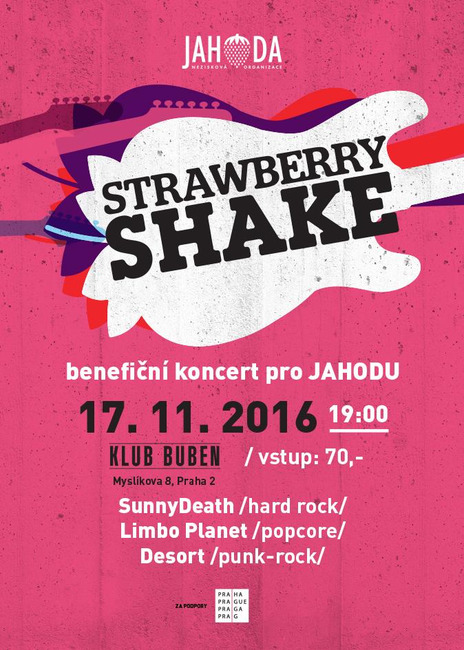 Strawberry Shake 2016