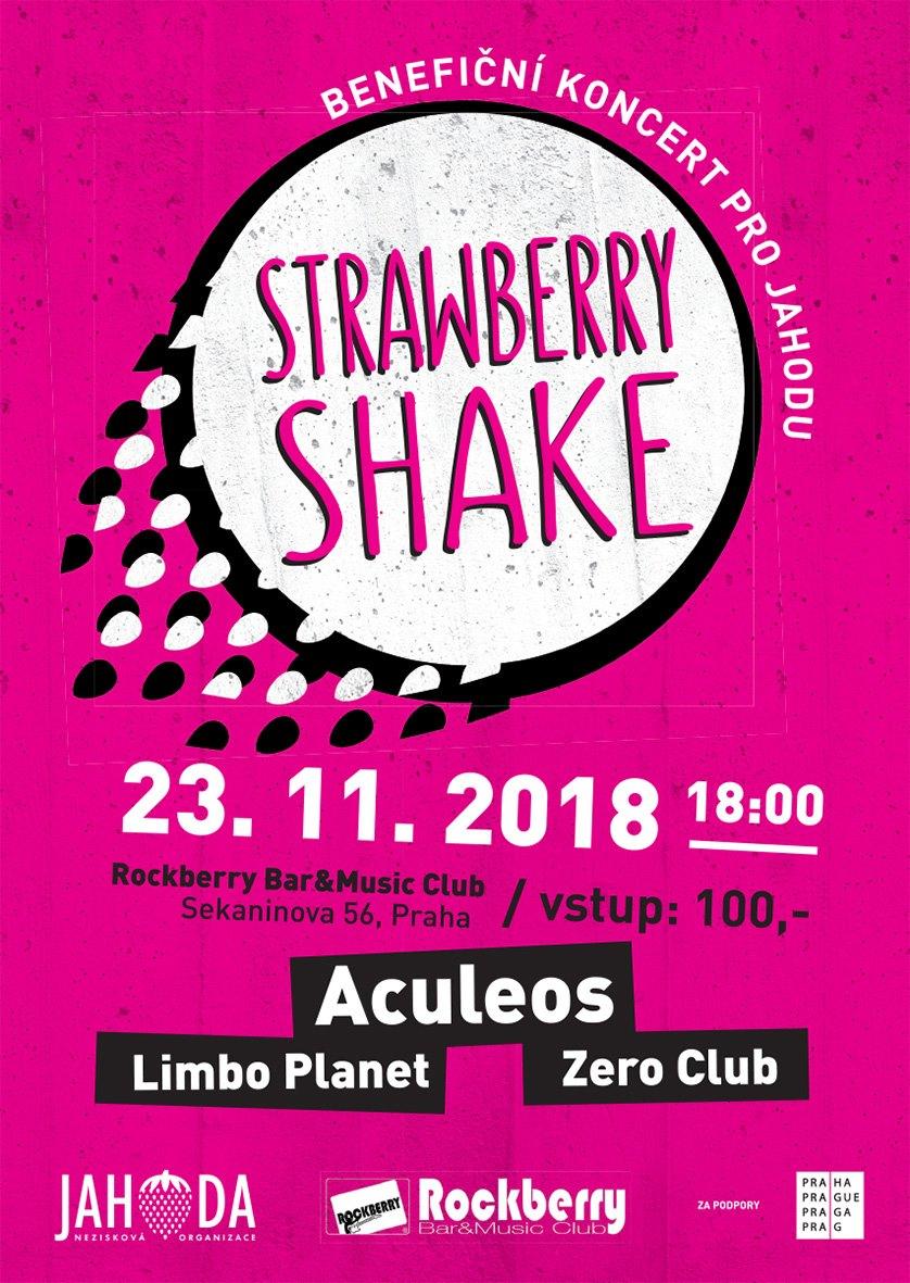 Strawberry Shake 2018
