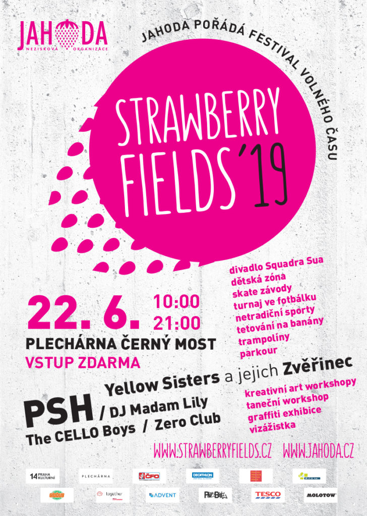 Strawberry Fields 2019