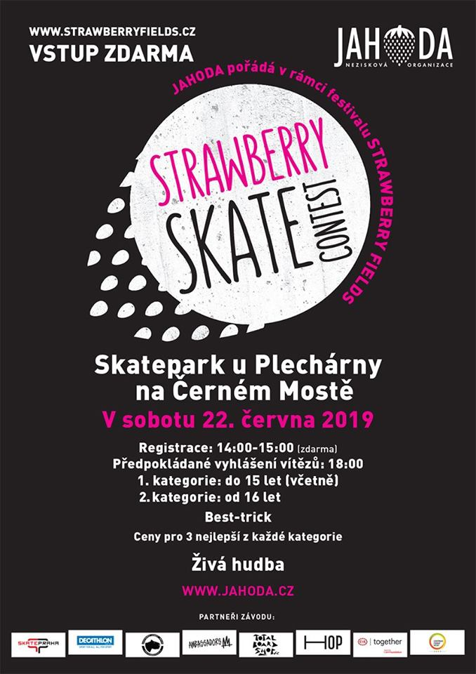 Strawberry Skate Contest 2019