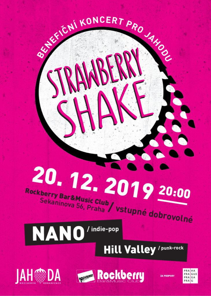 Strawberry Shake 2019