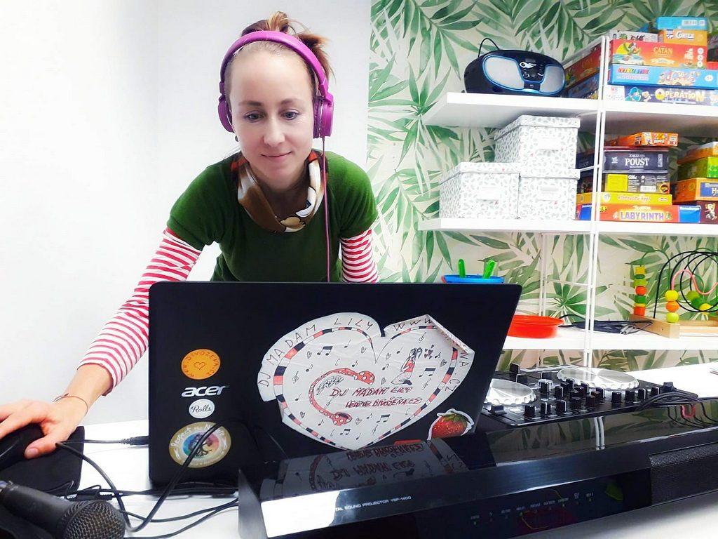DJ Madam Lily