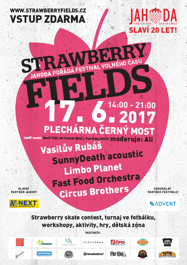 Strawberry Fields 2017