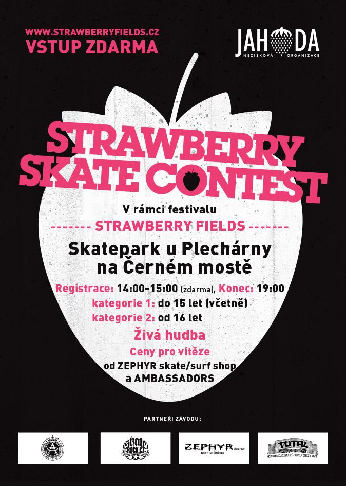 Strawberry Skate Contest 2016