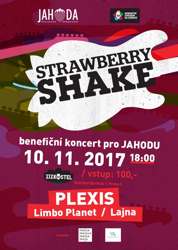 Strawberry Shake 2017