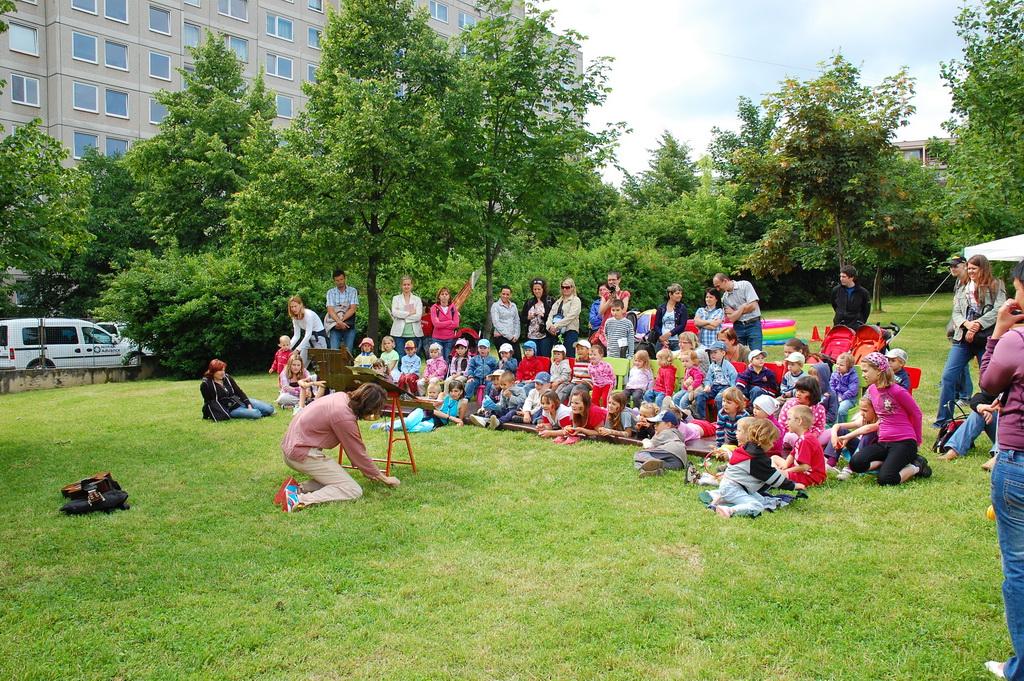 Zahradní slavnost 2010