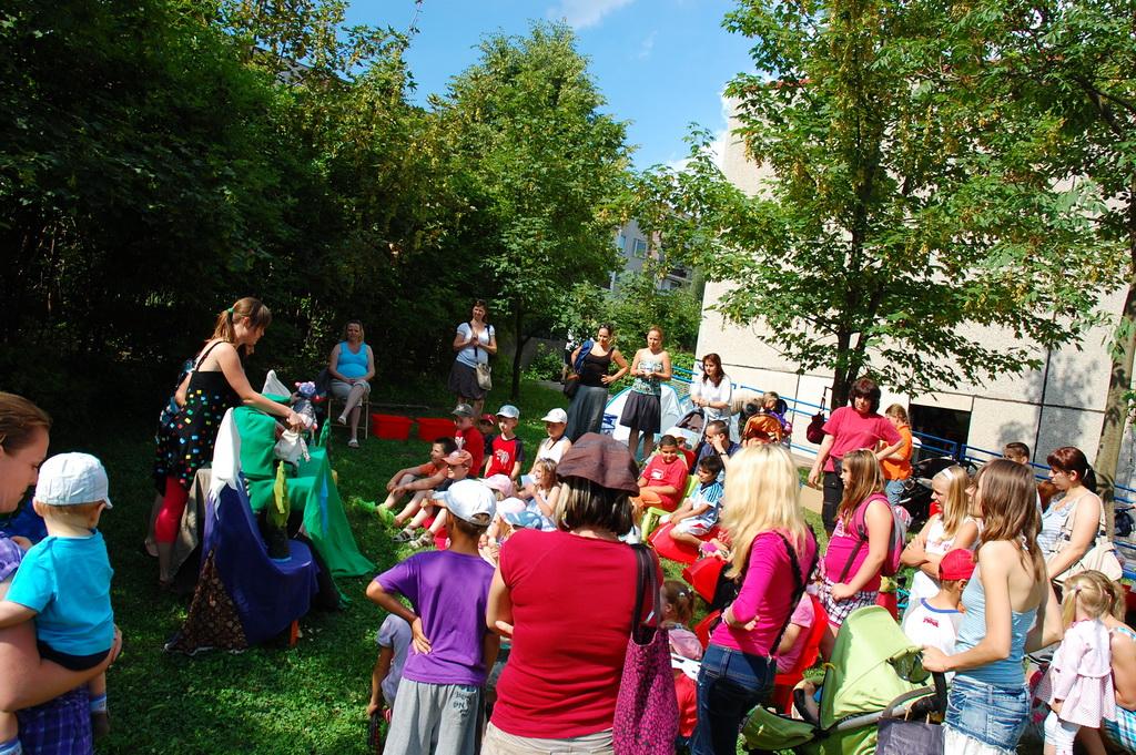 Zahradní slavnost 2011